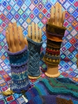 Fingerless Gloves - With Love, Holly