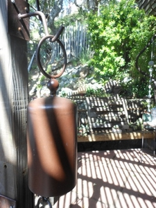 Garden Bell - by Patina Products