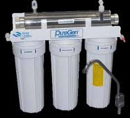 PureGen 3 Stage Water Filter/UV System
