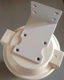 MOUNTING BRACKET FOR STANDARD 10 INCH HOUSING