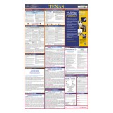 OSHA Labor Law Posters - State and Federal Combo All - In - One