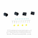 AEM (30-2850-4CK) 4 PACK CONNECTOR KIT, FOR CDI PENCIL