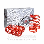 B&G Suspension - S2 Sport - Lowering Springs (Save 30%)