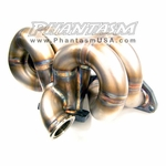 Full Race - Turbo Manifold - Honda / Acura - Integra, Civic (B-Series Engine) ProStreet AC T3/44 (M-BMT3AC) AC/PS Compatible, B16, B18, B20