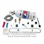 Nitrous Express (20000-15) Ntercooler Kit, with 15 lbs Bottle, Universal Applications