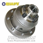 QUAIFE (QDF7U) FRONT LSD, LIMITED SLIP DIFFERENTIAL, HONDA (40 MM BEARING) CIVIC, CRX, DEL SOL, D-SERIES, SOHC, VTEC ENGINES
