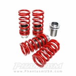 Skunk2 (517-06-1860) Sleeve Type, Coilover Spring Kit, Mitsubishi Lancer (2002-07)