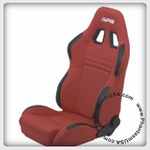 SPW (901068) Racing Seat - Red Color (Sold Individually)