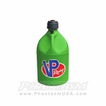 VP Racing (3302) Fuel Container, Round Style, Green Color (5 Gallon) Jerrycan