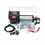 Warn (86245) VR8000, Electric Winch (8000 lbs) Universal Applications