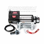 Warn (86260) VR12000, Electric Winch (12000 lbs) Universal Applications