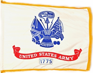 Armed Forces Indoor Presentation Flags