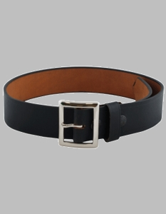 "Black 1 3/4"" Sabre Garrison Belt"