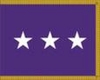 Chaplain Lieutenant General flag