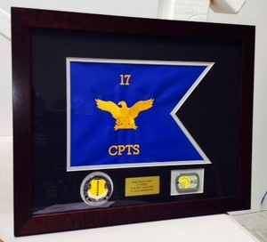 Custom Framed Guidons