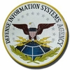Defense Information Systems Agency Seal / Podium Plaque