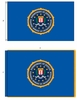 FBI Agency Flags