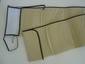 Flag Set Carry Case (Tan)