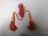 Gold & Crimson Flag Cord &Tassel