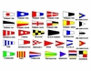 Individual Nautical Signal Pennants (Mil-Spec)