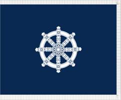Military Chapel Flag (Buddhist)