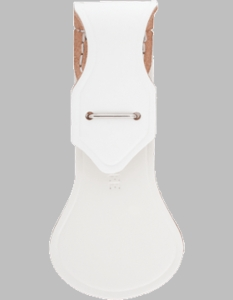 U.S. Army White Leather Sabre Guard