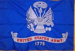 U.S. Army Field Flag (G-Spec)