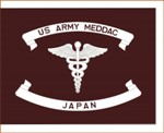 U.S. Army  (MEDDAC) 3x4Ft Organizational Flag