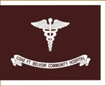 U.S. Army  Named Hospitals 3x4Ft Organizational Flag