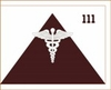 U.S. Army Numbered Medical Center Flags