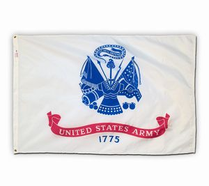 U.S. Army Nylon Outdoor Flag