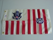 U.S. Coast Guard Ensign Flags (G-Spec)