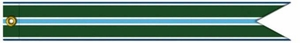 U.S. Coast Guard Meritorious Unit Commendation Streamer