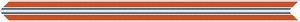 U.S. Coast Guard Presidential Unit Citation Streamer