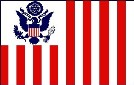 U.S. Customs Service Flags