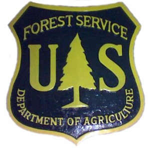 U.S. Forest Service Wall & Podium Plaque