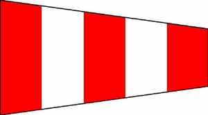 U.S. Navy Answer Signal Pennant