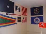 U.S. Navy & Coast Guard Award Pennants