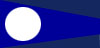 U.S. Navy Number 2 Signal Pennant