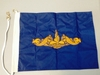 US Navy Submarine Warfare Excellence Pennant (Gold)