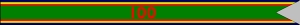 U.S. Navy Unit Commendation  Streamer