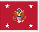 U.S. Secretary Of The Army Flag