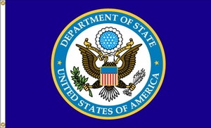 U.S. State Department Agency Flags