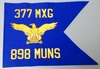 "USAF Guidon Medium size 15"" x 22"""
