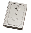 Book Box With Hinged Cross Cover