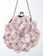 Bridal Pink Flower Purse