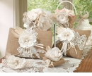 Burlap and Lace Wedding Collection