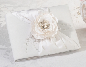 Chic and Shabby Wedding Guest Book