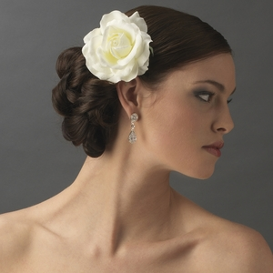 Classic Medium Ivory Rose