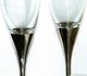 "Diamond Flutes, 10.25"" tall"